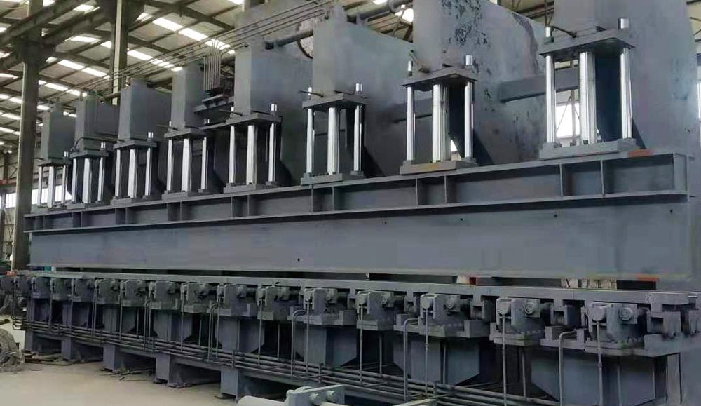 全套焊管制造机组