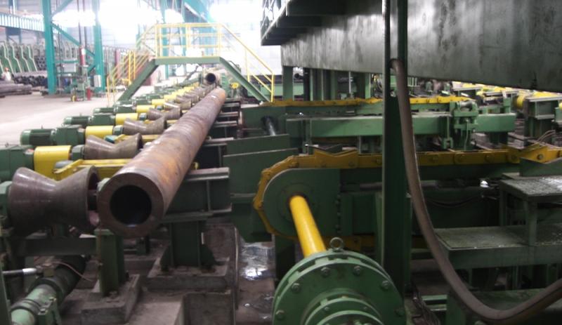 湖北新冶钢特种钢管有限公司