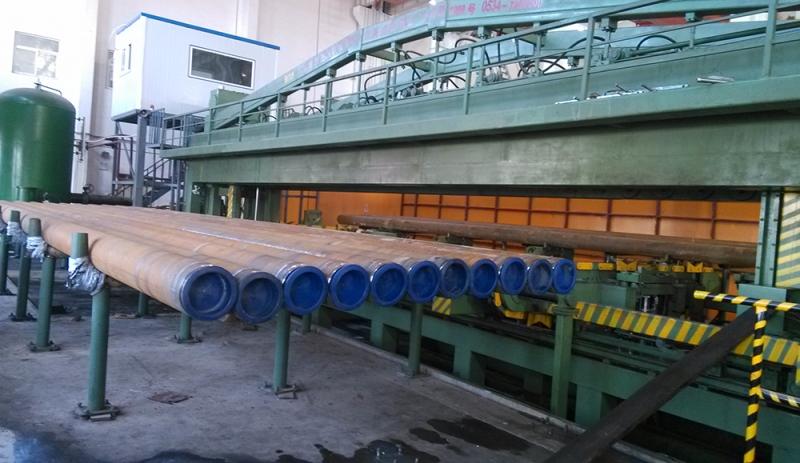 江阴长江石油专用管制造有限公司